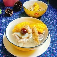 老鸭玉米汤