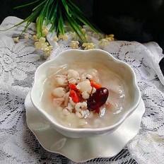 排骨薏米莲子汤