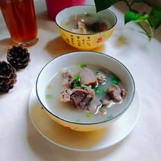 清水羊肉汤