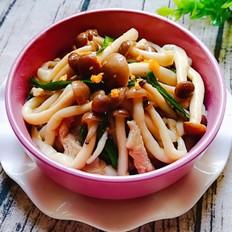 金蒜蟹味菇