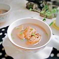 美容祛湿排毒汤