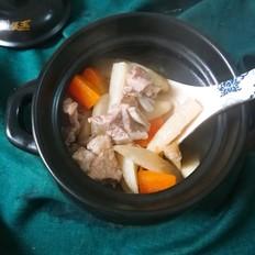 排骨玉竹汤