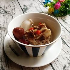 海底椰筒骨汤