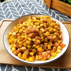 鲜虾玉米粒