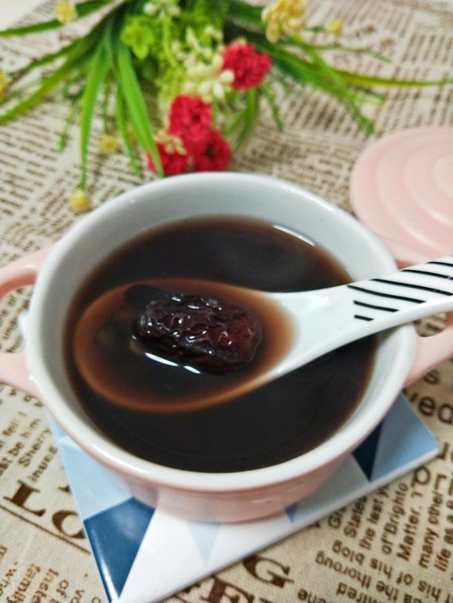 黑豆红枣水