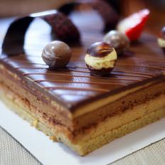 爱尔兰咖啡蛋糕