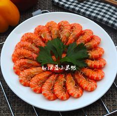浙江清煮基围虾