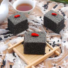 浙江蒸黑米糯米糕