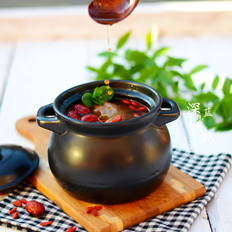 养胃红枣猪肚汤