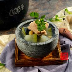 干贝冬瓜排骨汤