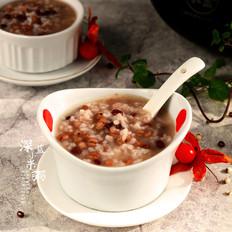 红豆粳米粥
