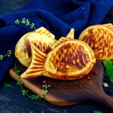 蜜豆鲷鱼烧