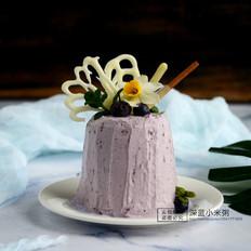 蓝莓之夜蛋糕