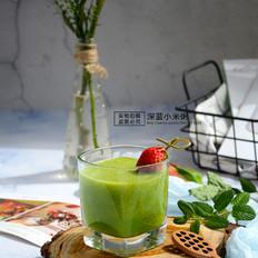 柠檬芹菜香瓜汁