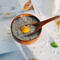 板栗藜麦粥的做法