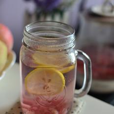 石榴柠檬水的做法