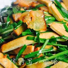 腊肉豆腐干