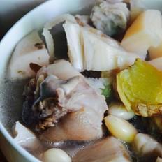 莲藕云豆炖新鲜猪蹄