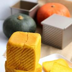 丰收的季节——金色南瓜吐司