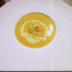 黄金奶油蔬菜浓汤