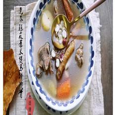 #昌叔煲靓汤# 【夏季祛湿补气   党参陈皮薏米煲马蹄】