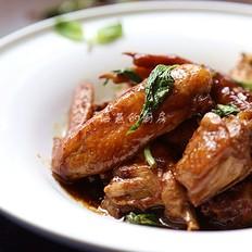 如何做一只色香味俱全的美味鸡