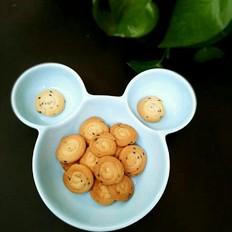 芝麻曲奇饼