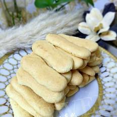 蛋黄手指饼干