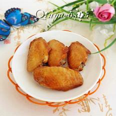 烤鸡翅(空气炸锅版)
