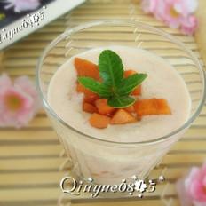 谷物果粒酸奶