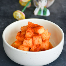 韩式白萝卜泡菜