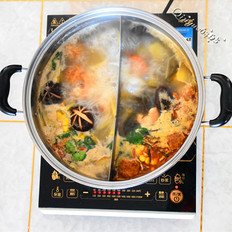 青芒果火锅