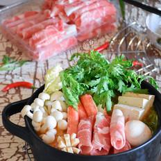 砂锅西红柿火锅