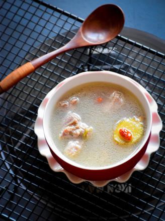 清香羊肉滋补锅的做法
