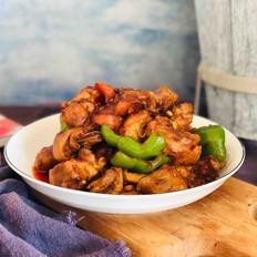 火锅鸡的家常做法,香辣过瘾简单易做,配米饭太下饭啦