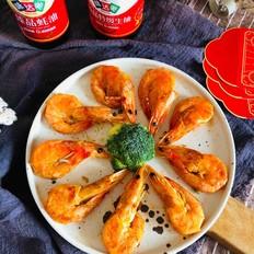 新年开运菜|干㸆大虾