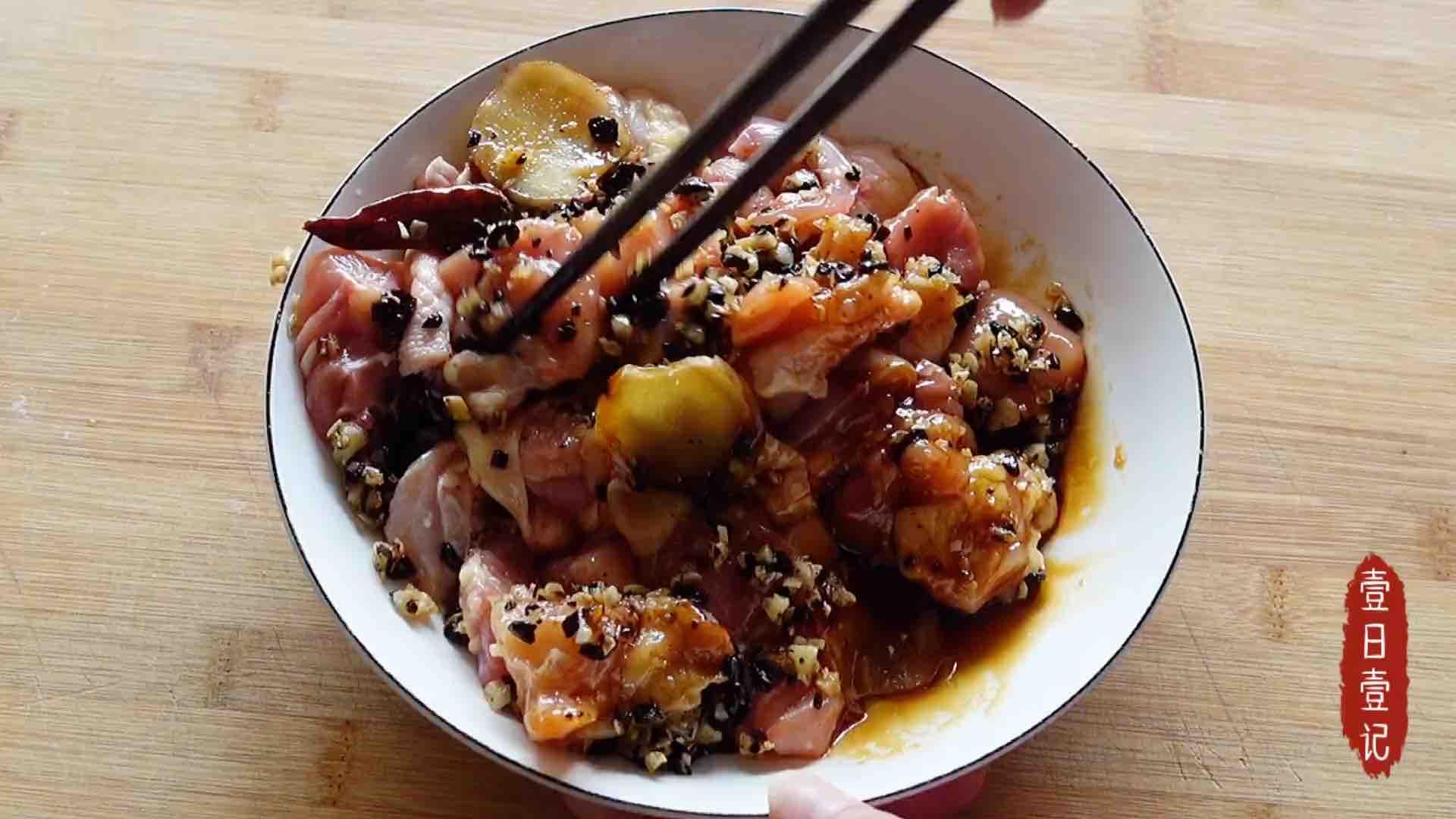 炒菜吃腻了,那就来道豆豉蒸滑鸡吧,简单快手营养不流失的做法