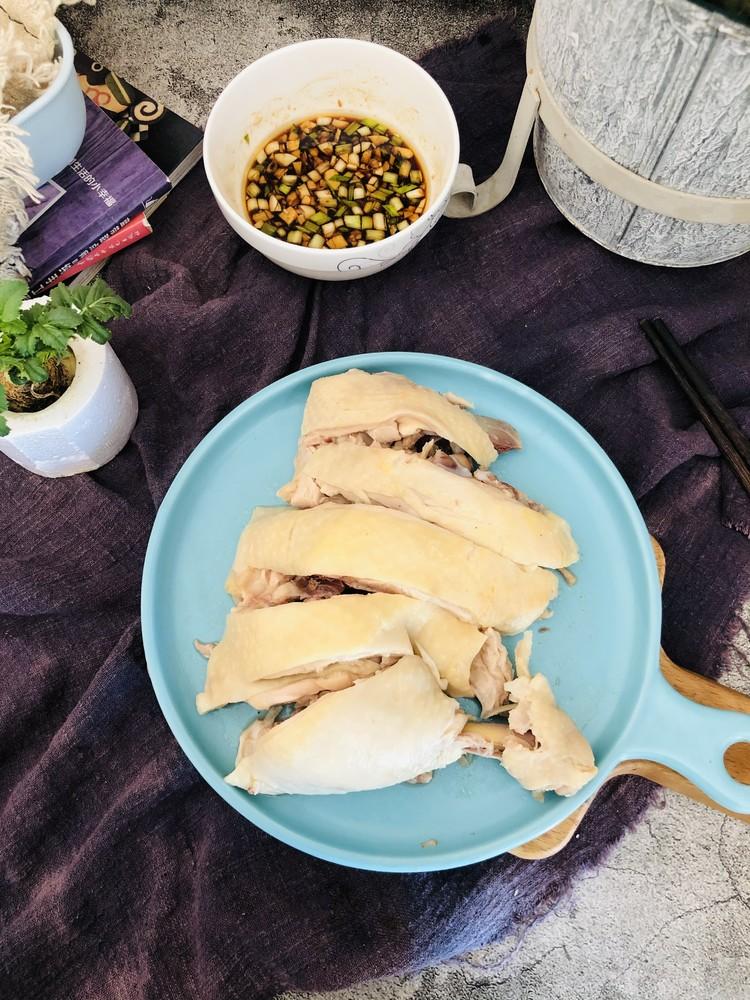复制于谦老师的白斩鸡,简单又美味,年夜饭下酒菜就吃它了的做法