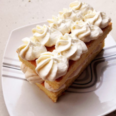 奶油方蛋糕