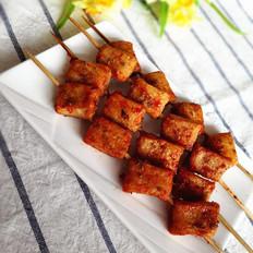 烤魚豆腐的做法大全