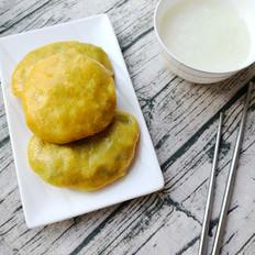 小白菜猪肉饼