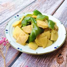 辣椒土豆片
