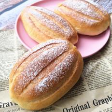 奶香哈斯面包