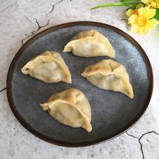 马齿苋蒸饺