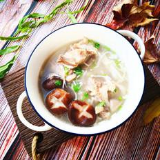 羊蝎子三菌汤