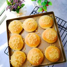 酥粒酸奶面包