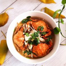 螃蟹豆腐汤