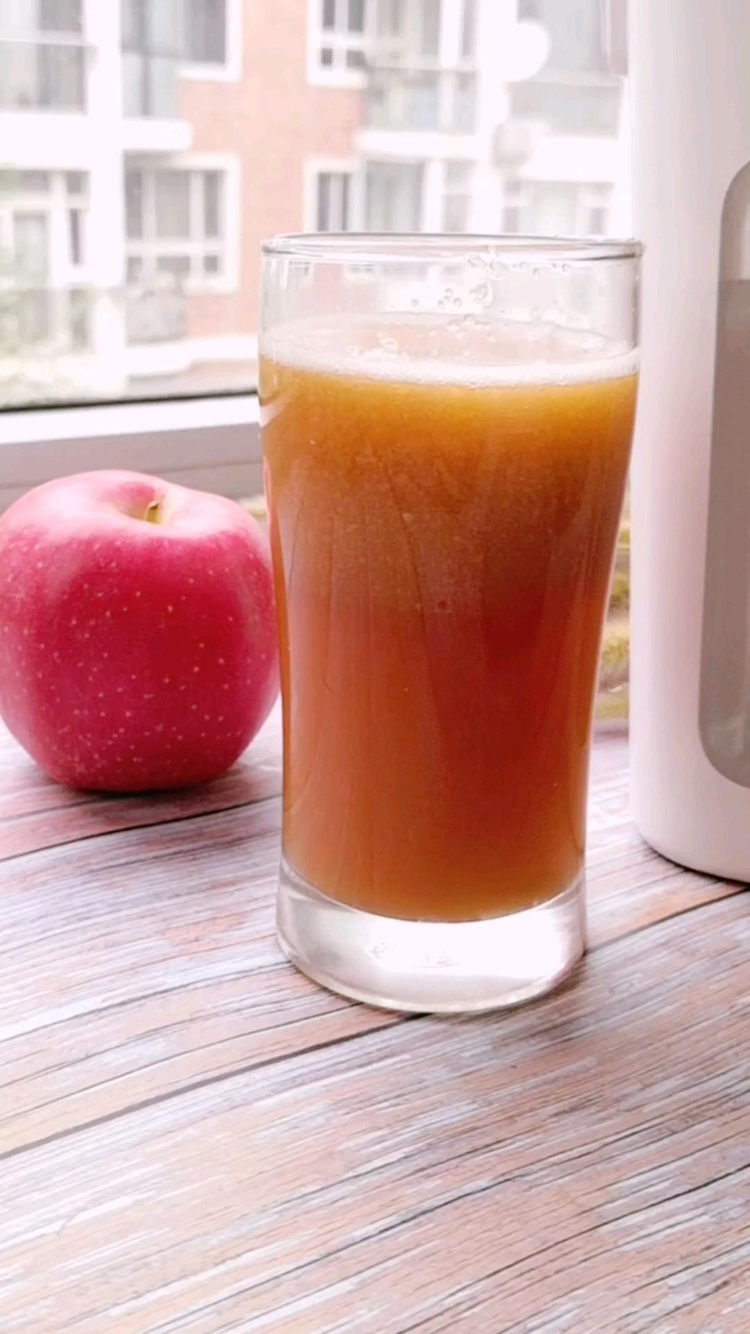 苹果山楂汁