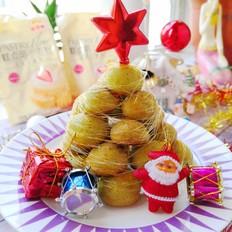 圣诞节不做面包不做蛋糕,做一棵能吃的圣诞树