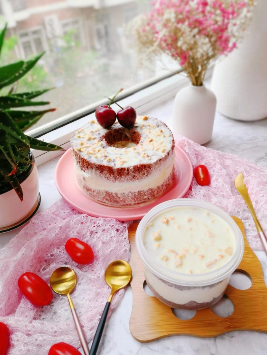 层层叠叠的香甜——巧克力脆皮蛋糕的做法
